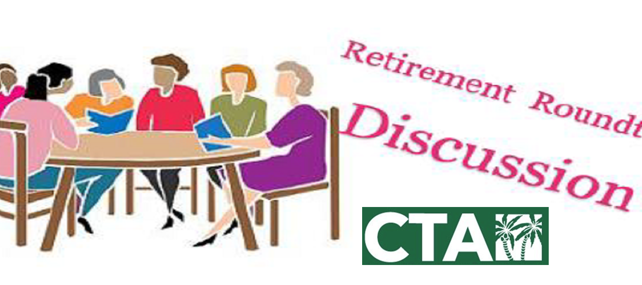 Retirement Roundtable Event - December 6, 2017