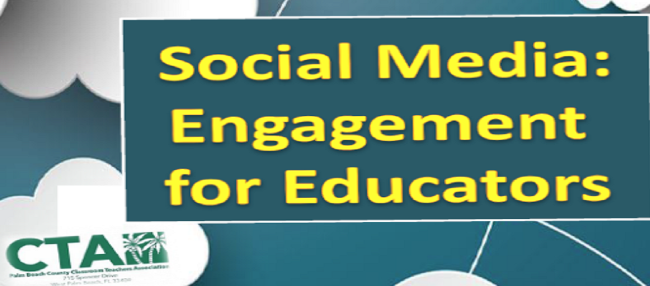 Social Media: Engagement for Teachers! - December 6, 2017